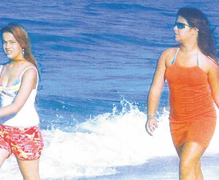 Amigas foram mortas em 2003, após passeio no litoral (REPRODUCAO/INTERNET)