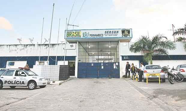 Unidade prisional implantou bloqueadores há cerca de um mês, mas sistema passa por ajustes (PAULO PAIVA/DP/D.A PRESS)