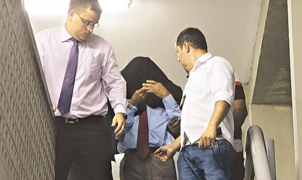 Médico foi preso na terça-feira sob acusação de tramar morte de colega (GUILHERME VERISSIMO/ESP.DP/D.A PRESS)