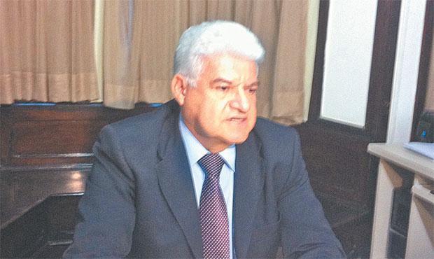 Carlos Humberto Inojosa Galindo substitui Romero Ribeiro, exonerado do cargo (RAPHAEL GUERRA/DP/D.A PRESS)