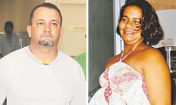 O ex-policial mantinha um relacionamento amoroso com a corretora, mas não aceitava o fato de ter um filho com ela (Julio Jacobina/DP/D. A Press; Julio Jacobina/DP/D. A Press/reprodução)
