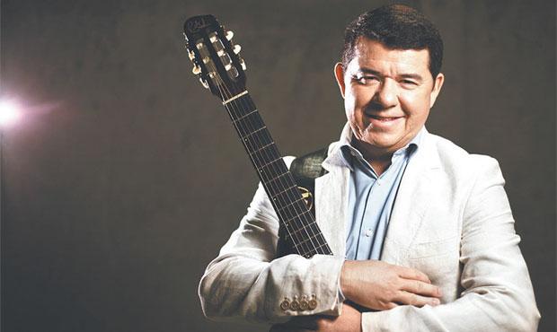 O compositor, conhecido por sucessos de bandas de forró, terá três músicas no próximo DVD de Bell Marques (MARAIAL/DIVULGACAO)