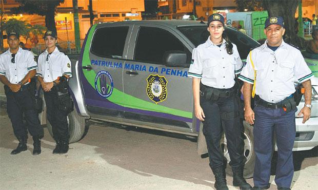 Patrulha vai atender vítimas no local da ocorrência ou acionar viatura policial (RICARDO FERNANDES/DP PF/DIVULGACAO)