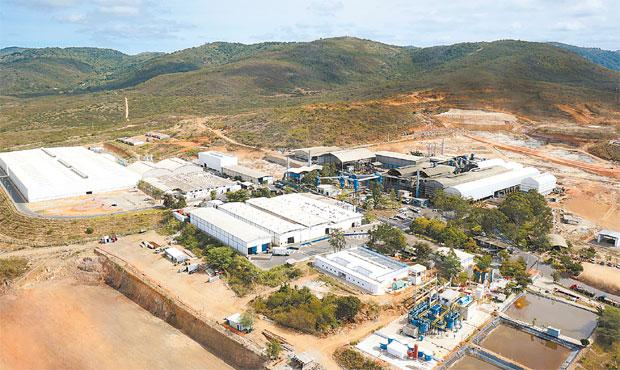 Complexo do grupo no Agreste reúne várias unidades como produção de baterias automotivas e industrial e CD (BATERIAS MOURA/DIVULGAÇÃO)