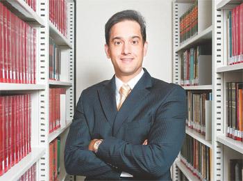 Para o presidente da OAB/PE, Ronnie Duarte, internet facilitará os processos (Jorge Gregorio/Divulgação)