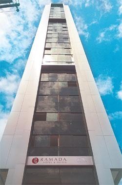 Rede opera o Ramada Hotel & Suítes Boa Viagem (RIO AVE/DIVULGAÇÃO)