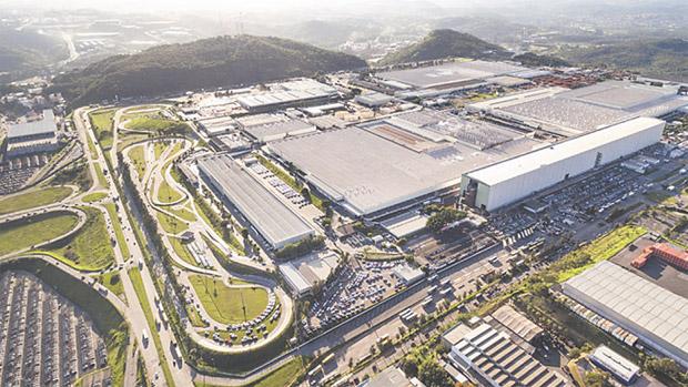 Das linhas de montagem da planta mineira já saíram quase 15 milhões de veículos (Fiat/Divulgação)