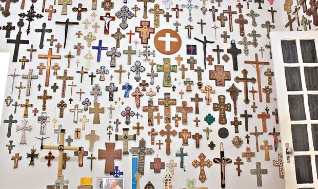 Anglicanos afirmam pertencer a uma igreja católica e protestante (Shilton Araujo/Esp.DP)