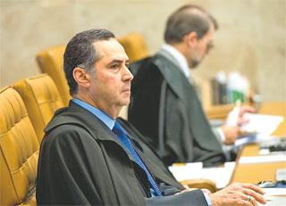 Para o ministro Barroso, só cabe à União legislar sobre a organização do ensino (Marcelo Camargo/Agência Brasil)
