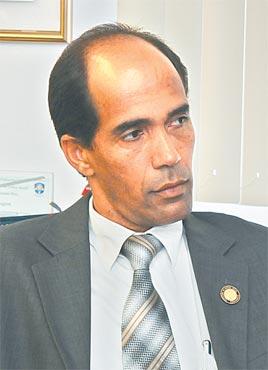 Fentes disse que provará sua inocência na Justiça (ALCIONE FERREIRA/DP/D.A PRESS)