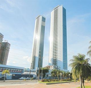 Rua da Aurora é uma opção para aqueles que desejam morar no Centro do Recife (NANDO CHIAPPETTA/DP)